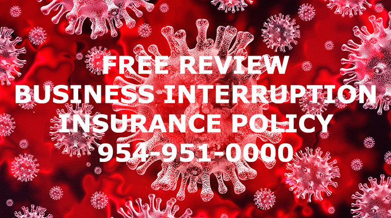 Free business interruption insurance policy review